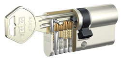 Cylinder lock used by 24 hour Liverpool locksmith